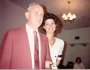 Jamie and her Dad, Jack Limbaugh