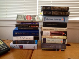 Systematic Theology Books