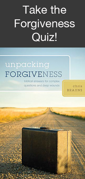 Unpack Forgiveness!
